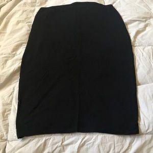 Large H&M maternity pencil skirt